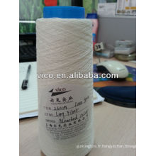 26 NM 100% Fils de lin en Chine